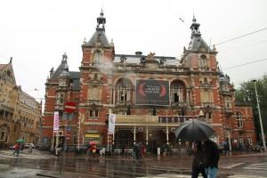 Stadsschouwburg Amsterdan. Foto WWH
