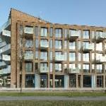 appartementencomplex Alphen, foto ZEEP Architecten
