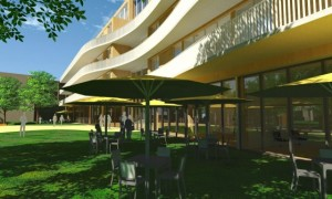 Maanderzand Ede; Artist impression: TenBrasWestinga Architecten