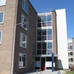 drie flats Paasberg Arnhem